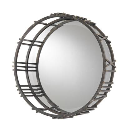 Sterling 138183 Roman Numeral Series Round Both Wall Mirror