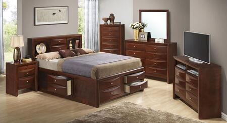Glory Furniture G1550GQSB3SET Queen Bedroom Sets