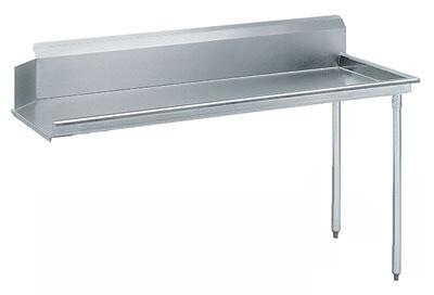 "Advance Tabco DTC-S60-36 35"" Super Saver Clean Straight Dishtable"