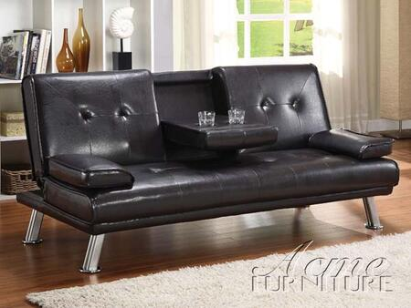 Acme Furniture 15280 Kayden Series  Bonded Leather Sofa