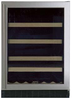 "Marvel 6SBAREBSGR 23.88"" Built-In Wine Cooler"