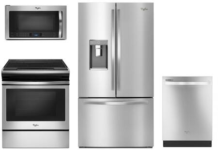 Whirlpool 730341 Kitchen Appliance Packages