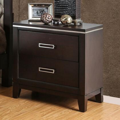 Furniture of America CM7412N Winnifred Series  Night Stand