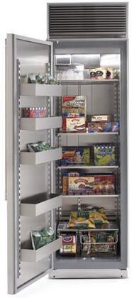 Northland 30AFSSL Built-In Upright Counter Depth Freezer