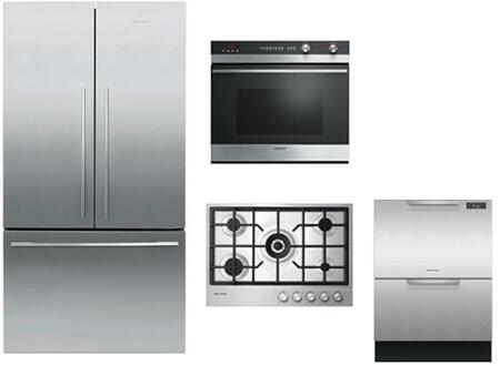 Fisher Paykel 798331 Kitchen Appliance Packages