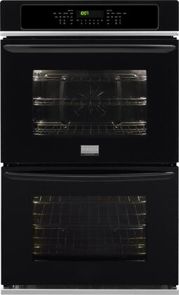 "Frigidaire FGET3065PX 30"" 9.2 cu. ft. Double Electric Wall Oven with True Convection, Even Baking Technology, Steam Cleaning, Delay Start, Power Broil, One-Touch Options, Express-Select Controls & Delay Start in"