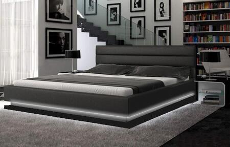 Ladeso Queen Platform Bed