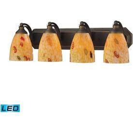 ELK Lighting 5704BYWLED
