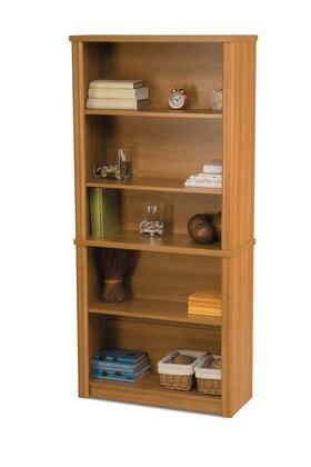Bestar Furniture 60700 Embassy modular bookcase