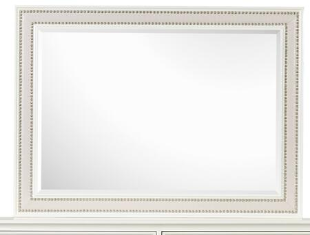 Magnussen B234440 Diamond Series Rectangular Portrait Dresser Mirror