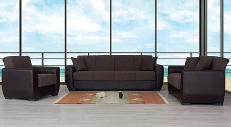 Alpha Furniture Primo Living Room Set