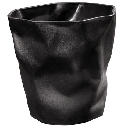 """Modway EEI-1023 Lava Pencil Holder with Modern """"Crumpled Paper"""" Design, Full Assembly, Easy Wipe Surface and Durable Plastic Construction"""