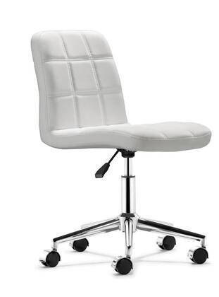 """Zuo 205776 23.6"""" Modern Office Chair"""
