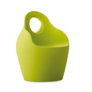 Domitalia BABAP000PEVA Baba Series Armchair  Accent Chair