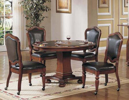 Sunset Trading CR-87148-5PC Bellagio Dining Room Sets