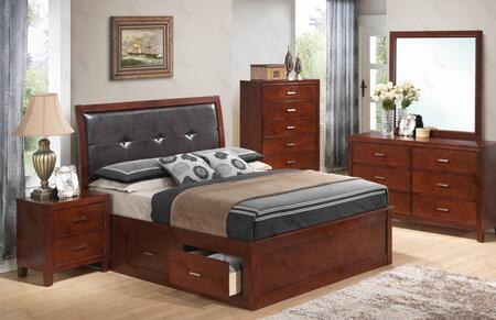 Glory Furniture G1200BKSBDMN G1200 Bedroom Sets