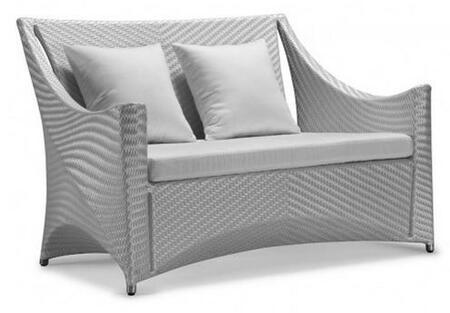 TOV Furniture TOV61LOVE  Patio Love Seat
