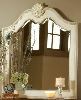 American Woodcrafters 3501040  Arched Landscape Dresser Mirror