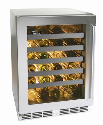 "Perlick HP24WS3LDNU 23.875"" Built-In Wine Cooler"