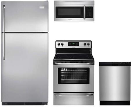 Frigidaire 741971 Kitchen Appliance Packages