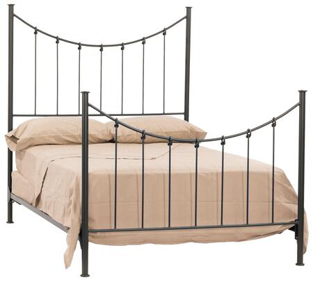Stone County Ironworks 901093  King Size HB & Frame Bed