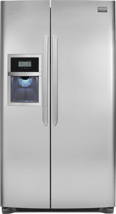 Frigidaire FGHC2345LF Freestanding Side by Side Refrigerator