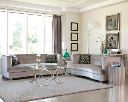 Coaster 505881SL Caldwell Living Room Sets