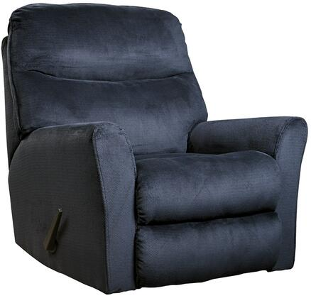 Flash Furniture FSD1069RECMIDGG Cossette Series Contemporary Fabric Metal Frame  Recliners