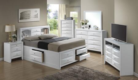 Glory Furniture G1570GQSB3SET Queen Bedroom Sets
