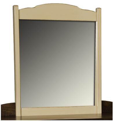 Chelsea Home Furniture 4650144BM Graces Series Rectangle Portrait Dresser Mirror