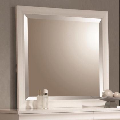 Coaster 202294 Holland Series Square Landscape Dresser Mirror