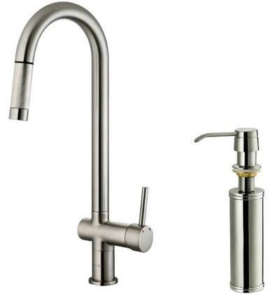 Vigo VG02008STK2 Faucets