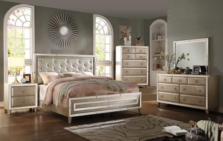 Acme Furniture 20994CK5PC Voeville California King Bedroom S