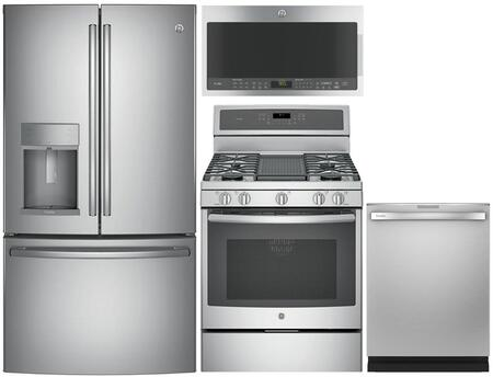 GE Profile 724271 Profile Kitchen Appliance Packages