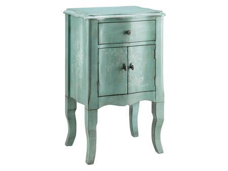 Stein World 12054 Freestanding Wood 1 Drawers Cabinet