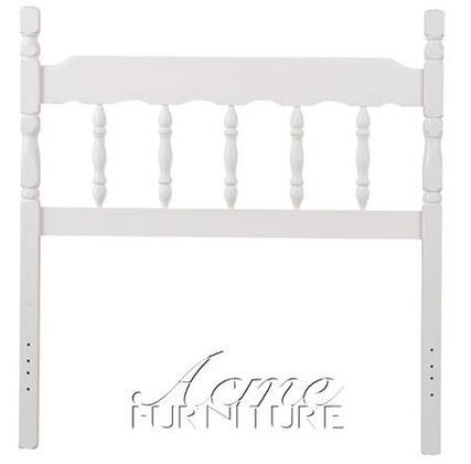 Acme Furniture 3903 Kizzy White Twin Headboard