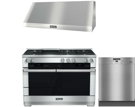 Miele 736732 Kitchen Appliance Packages
