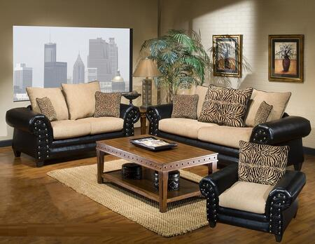 Chelsea Home Furniture 9950SLCH Zoie Living Room Sets