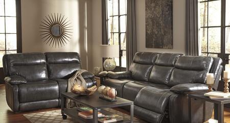Milo Italia MI4170PRSLMETA Vanessa Living Room Sets
