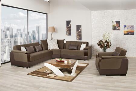 Casamode MCSECACSCT Living Room Sets