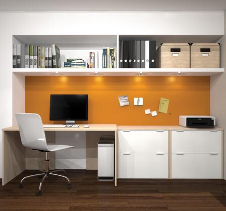 Bestar Furniture 150861 i3 by Bestar Executive Kit