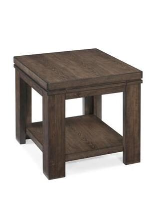 Magnussen T228403 Harbridge Series Traditional Rectangular End Table