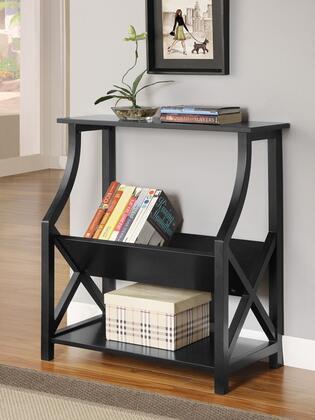 Powell 502586 Black Series  Bookcase