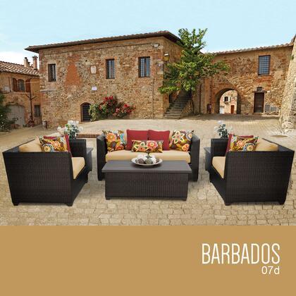 BARBADOS 07d SESAME