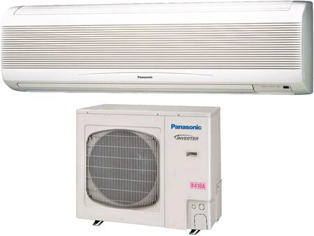 Panasonic 26PEK1U6 Wall Mounted Air Conditioner Cooling Area,