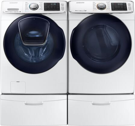 Samsung 691615 Washer and Dryer Combos