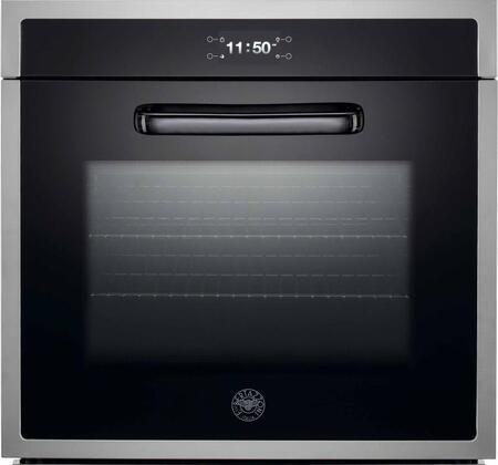 "Bertazzoni F30CONXE 30"" Single Wall Oven, in Black"