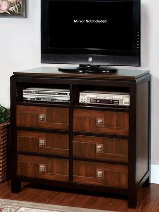 Furniture of America CM7152TV Patra Series  Chest