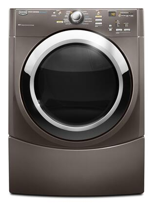 Maytag MGDE500WJ Performance Series Gas Dryer, in Oxide