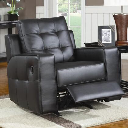 Coaster 600316 Contemporary Wood Frame  Recliners